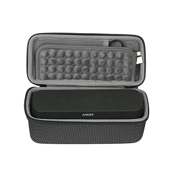 Étui de Voyage Rigide Housse Case pour Anker SoundCore Boost 20W Enceinte Bluetooth Portable par co2CREA 1