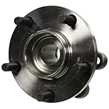 PROFORCE 513310 - Top Quality Next-Gen Roller Formed Hub Bearing Assembly (Front)