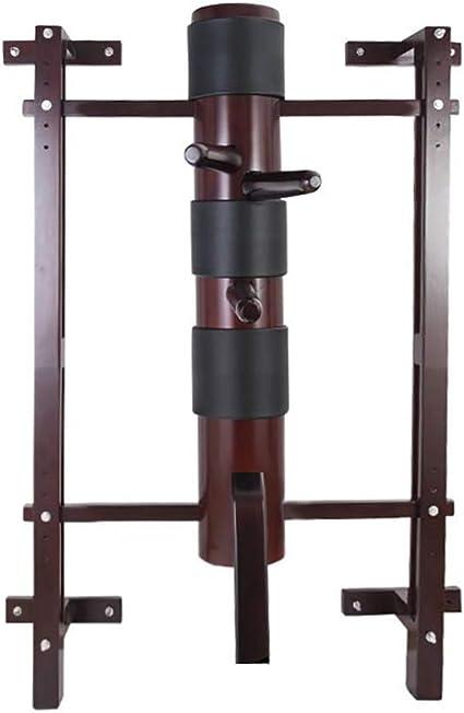 AugustaPro Affordable Iron Body Wing Chun Dummy Mook YAN Jong Life Warranty Traditional IP Man Wing Chun Dummy