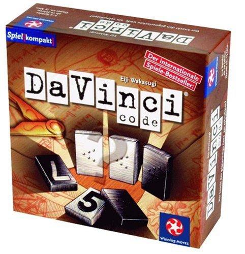 Winning Moves 70146 - Da Vinci Code