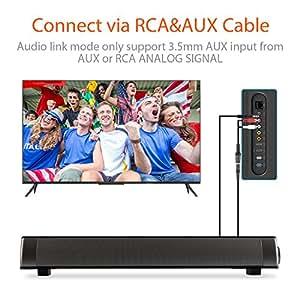 Soundbar TV Sound Bar Wired And Wireless Bluetooth Home Theater TV Speaker,  Surround