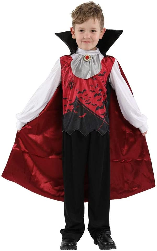 WSJDE Fiesta de Carnaval de Umorden Halloween Niños Niños Conde ...