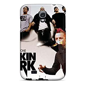 Great Cell-phone Hard Cover For Samsung Galaxy S4 With Provide Private Custom Nice Linkin Park Band Series JohnPrimeauMaurice