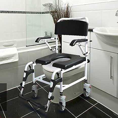 Amazon.com: Silla de silla de ruedas para discapacitados ...