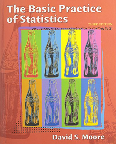 The Basic Practice of Statistics, Cd-Rom, Ebook & Upgrade Study Pack V2.0