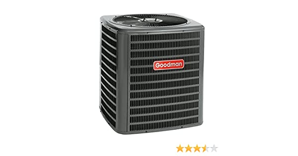 Amazon Goodman 4 Ton 16 Seer Air Nditioner R410a Gsx160481