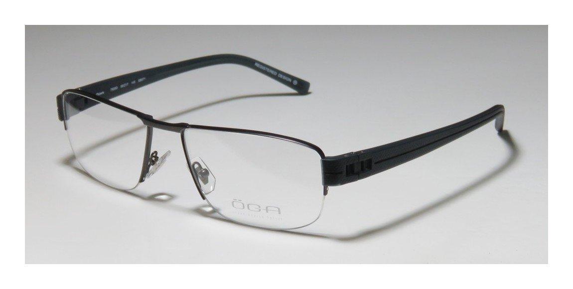 403af7d1fffa Oga By Morel 7925o For Men Designer Half-rim Spring Hinges European Design  Classy Spectacular Eyeglasses Eyeglass Frame (56-17-140