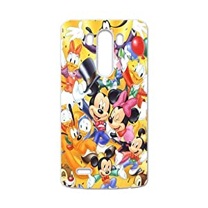 SANYISAN Disney Cartoon Character Case Cover For LG G3 Case