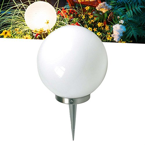 Solaire Exterieur LED Jardin Ranex Sfera Ampoules Solaires lampe ...