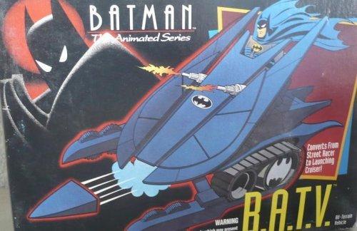 Batman The Animated Series  B.A.T.V All Terrain Vehicle
