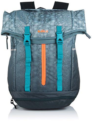 Price comparison product image Nike LeBron Ambassador Backpack Seaweed / Catalina / Bleached Turquoise BA4750-383