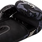 Venum Impact Boxing Gloves - Dark Camo/Sand - 16oz