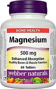 Magnesium 500mg Enhanced Absorption