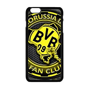 BVB Borussia Dortmund Football Club Cell Phone Case for Iphone 6 Plus
