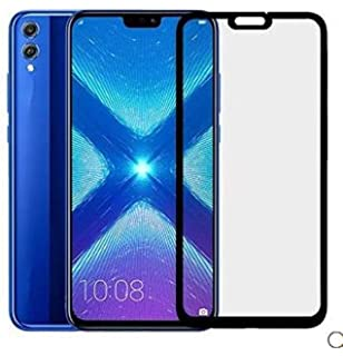 ec77b690abfa3 Koko Tempered Glass Edge To Edge Full Screen Coverage For For Honor 8X -  Transparent With