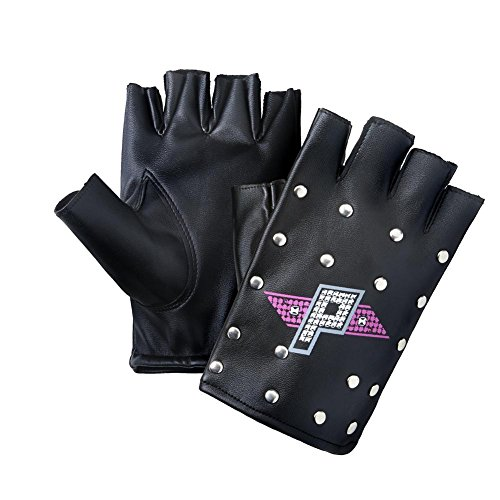 Paige Metal Studded Gloves
