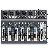 Behringer Xenyx 1002B Premium 10-Input 2-Bus Mixer