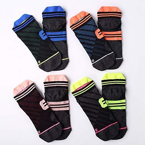 スポーツソックス 靴下 大人のバスケットボールのソックスおよびスクワットのバスケットボールのソックスの学校の訓練のソックスの短い管の動き (Color : Black blue, Size : One size)