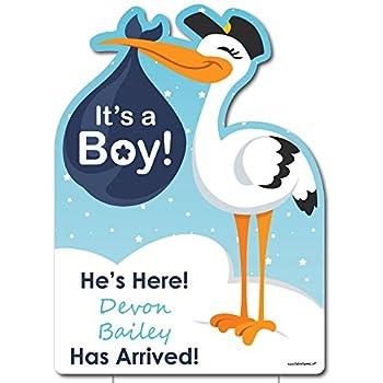 Amazon Com Big Dot Of Happiness Custom Boy Special