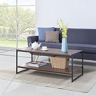 Madison Home Cubicle Modern Coffee Table