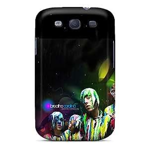 Best Cell-phone Hard Covers For Samsung Galaxy S3 (Ryw20282dLPT) Custom Nice Breathe Carolina Pattern