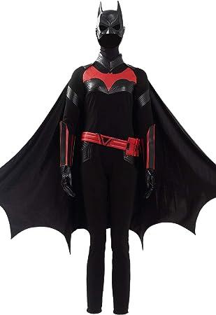 MingoTor superheroína Fledermausfrau Bat Chica Kathy Kane Disfraz ...