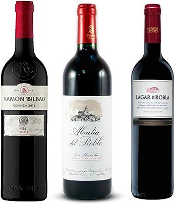Pack de Vinos para regalar: Ramon Bilbao Vino Rioja crianza ...