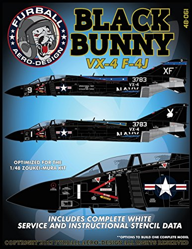FUR48061 1:48 Furball Aero Design F-4J Phantom II Black for sale  Delivered anywhere in USA