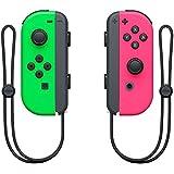 Joy-Con Pair - Neon Green/Neon Pink (Nintendo Switch)