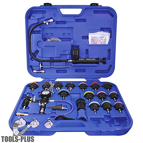 Astro 78585 Universal Radiator Pressure Tester and Vacuum Type Cooling System Kit by Astro Pneumatic Tool (Image #1)