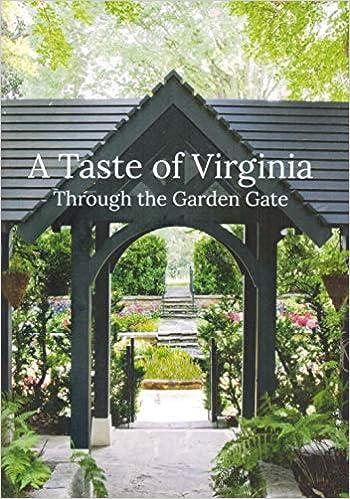 A Taste Of Virginia Through The Garden Gate James River Garden