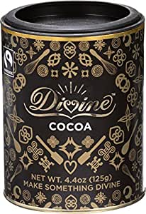 Divine Cocoa Powder, 4.4 Ounce