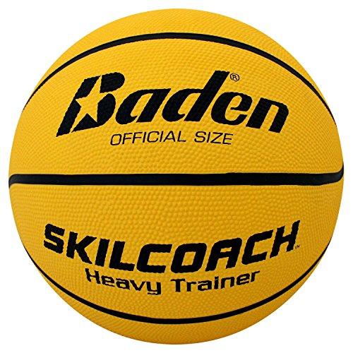 - Baden SkilCoach Heavy Trainer Rubber Basketball