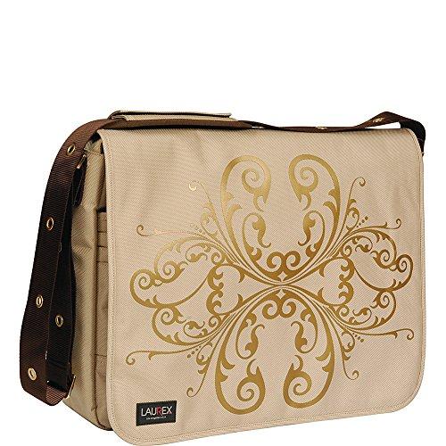 laurex-17-laptop-messenger-bag-beige-butterfly