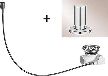 Blanco 517544 - Accesorio para fregaderos color acero inoxidable