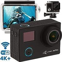 ZEUS Premium 4K Action Camera - Best Live Action Camera -...
