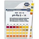Macherey-Nagel 92110 0-14 pH Indicator Strips