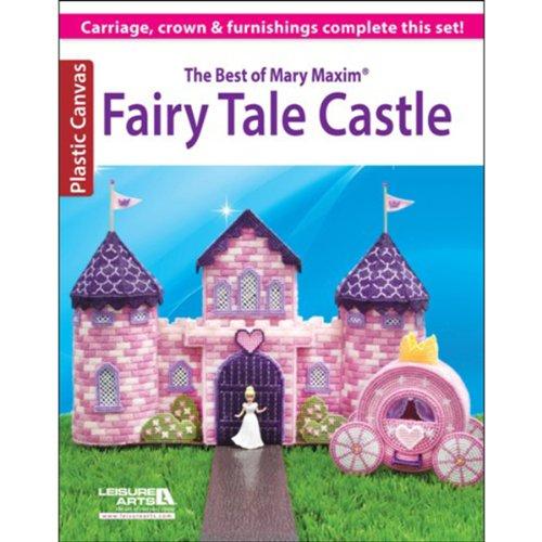 LEISURE ARTS Mary Maxim Fairy Tale Castle Book ()