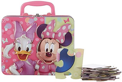 Cardinal Games Minnie Mouse tin with Handle 24 Games pc - 1 per pack by Cardinal Games 24 18d1e7