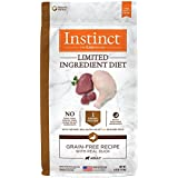 Instinct Limited Ingredient Diet Grain Free Recipe With Real Duck Natural Dry Dog Food By Nature'S Variety, 4 Lb. Bag