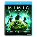 Mimic: 3-Film Set (Mimic / Mimic 2 / Mimic 3) [Blu-ray]