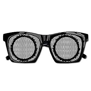 Cincinnati Skyline Silhouette Unisex Polarized Party Sunglasses Resin Frame Eyewear Favor Mesh Lens Sun Glasses