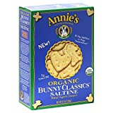 Annies Homegrown Organic Classics Saltine Bunny Cracker, 6.5 Ounce - 12 per case.