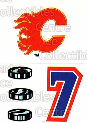 fan products of (CI) Calgary Flames Hockey Card 1987-88 Topps Stickers Insert 18 Calgary Flames