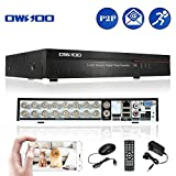 Best 16 Channel Dvrs - OWSOO 16 Channel DVR Full CIF H.264 P2P Review
