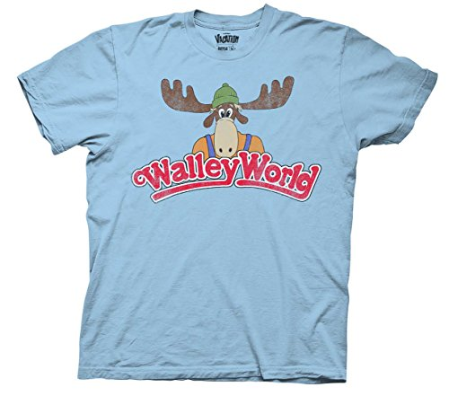 National Lampoon's Vacation Wally World Adult T-Shirt -