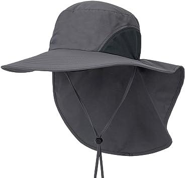 Unisex Reversible Cotton Bucket Beach Field Festival Fishing Sun Hat 4 Colours