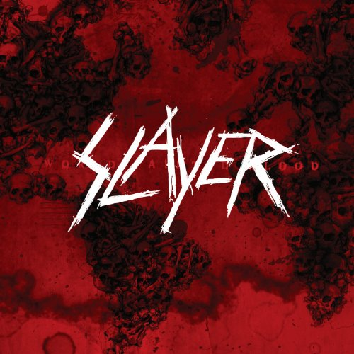World Painted Blood [LP] (Slayer Vinyl Blood)