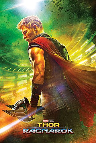 Thor: Ragnarok - Marvel Movie Poster / Print