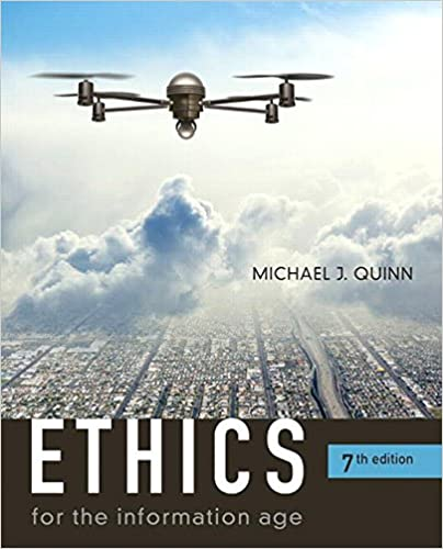 ethics for the information age 7th edition pdf download